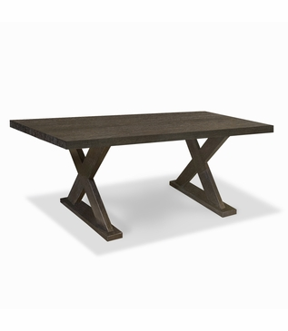 Dane Double X Dining Table