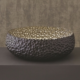 Daria Hammered Bowl