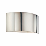 Davidson Sconce No. 1 | Nickel
