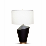 Davis Table Lamp | Black