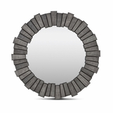 Denton Mirrors | Grey