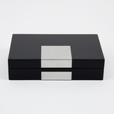 Denver Jewelry Box | Black