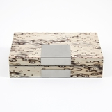 Denver Jewelry Box | Cream