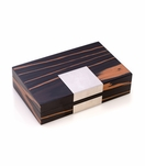 Denver Jewelry Box | Ebony
