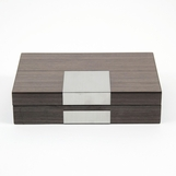 Denver Jewelry Box | Grey