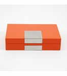 Denver Jewelry Box | Orange