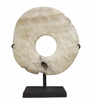 Discus Onyx Sculpture | Large