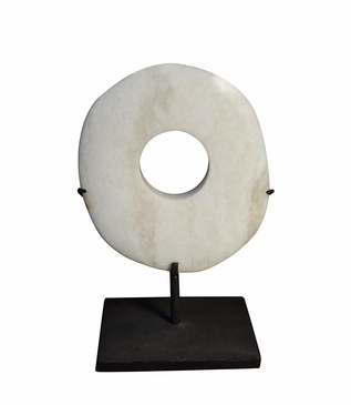 Discus Onyx Sculpture | Small