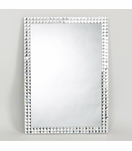Diva Faceted Wall Mirror