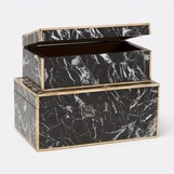 Douglas Black Marble Box Set