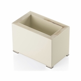 Dustin Lacquer Pen Holder | Ivory