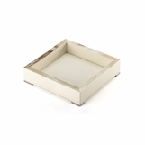 Dustin Square Tray | Ivory