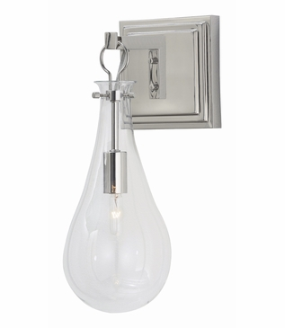 Edison Sconce | Nickel