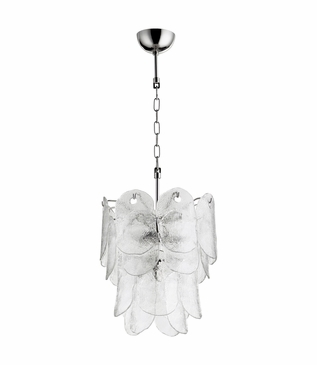 Elsa Glass Chandelier | Small