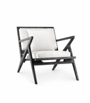 Embry Accent Chair | Ebony