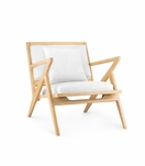 Embry Accent Chair | Natural