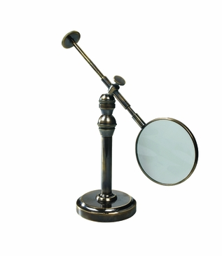 Emma Standing Magnifying Glass