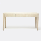 "Emmett Large ""Shagreen"" Desk 