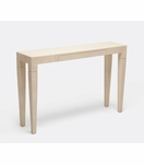 "Emmett ""Shagreen"" Console Table 