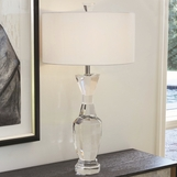 Ernestine Crystal Table Lamp