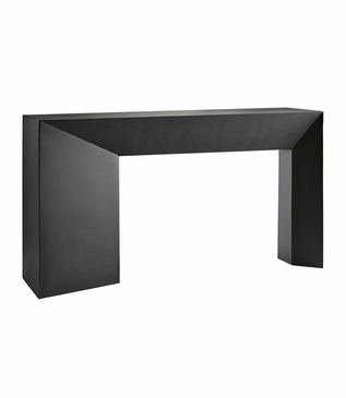 Everest Iron Console Table
