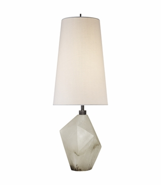 Faceta Alabaster Table Lamp