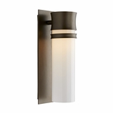 Fairmont Outdoor Sconce | Dark Brass