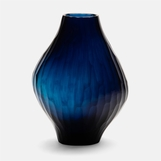 Fandozzi Art Glass Vases | Blue