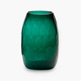 Fandozzi Art Glass Vases | Green