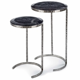 Farah Nesting Tables Set | Horn
