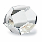 Fonda Faceted Crystal Objects | Pentagonal