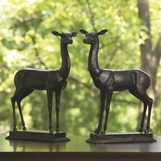 Fauna Paired Sculptures