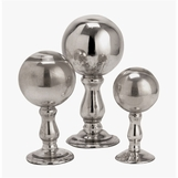 Finial Mercury Spheres Set