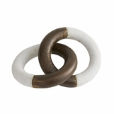 Finnian Marble Rings Sculpture