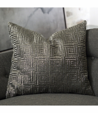 Firenze Beaded Pillow