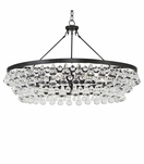Flair Grand Chandelier | Dark Bronze