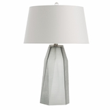 Forrester Etched Glass Table Lamp