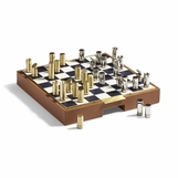 Fowler Chess & Checkers Set
