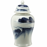 Froth Narrow Ginger Jar