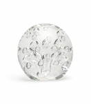 Galaxy Glass Paperweight | Clear