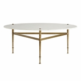 Gale Marble Coffee Table