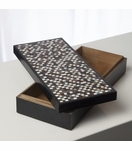 Garvey Patterned Box | Rectangular