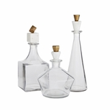 Getty Glass Decanters Set