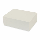 Gianni Lacquer Box | Ivory