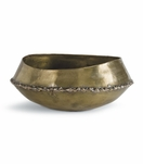 Godfrey Brass Bowl | Small