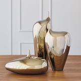 Goldie Ceramic Vases