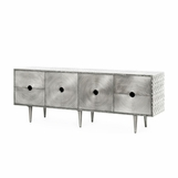 Grammer Metal Clad Cabinet | Nickel