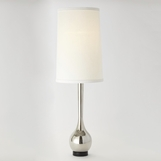 Grand Buffet Lamp | Nickel
