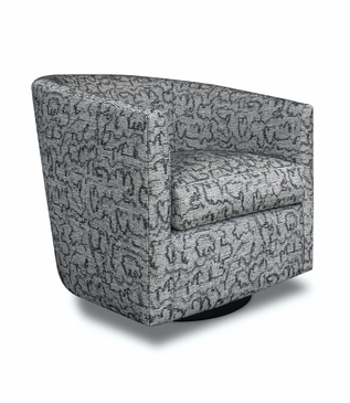Griffin Swivel Chair