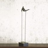 Gymnast Iron Sculpture | No. 2